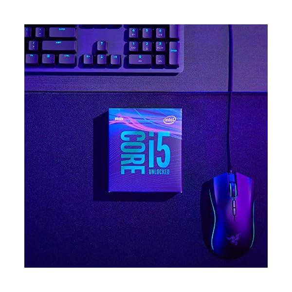Intel Core i5-9600K Desktop Processor