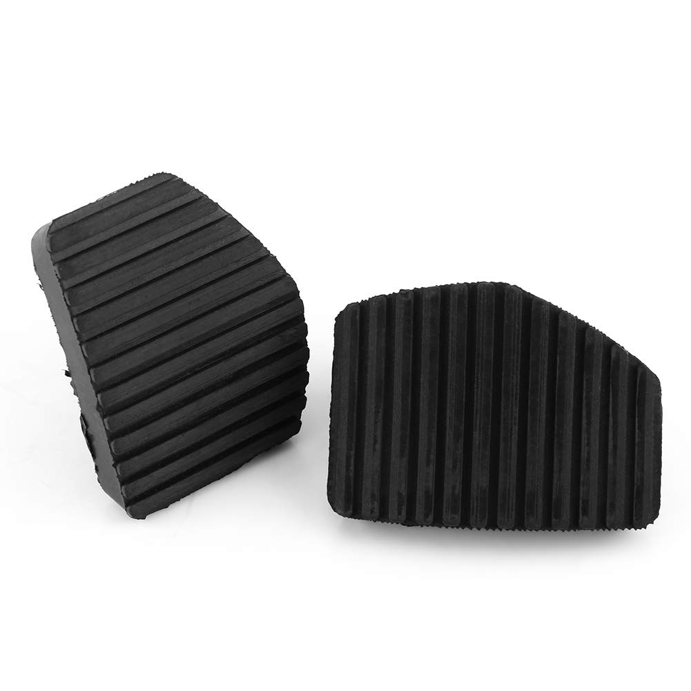 Amazon.com: Fealay Clutch Brake Pedal Rubber Cover 1 Pair Clutch Brake Pedal Rubber Replacement for Peugeot/Citroen 1007 207 208 301 C3 C4 C5 C6 C8: Home & ...