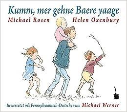 Book Kumm, mer gehne Baere yaage (German Edition)