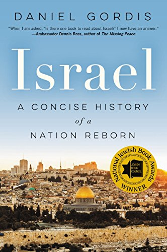 Israel: A Concise History of a Nation - Map Tempe Marketplace Of