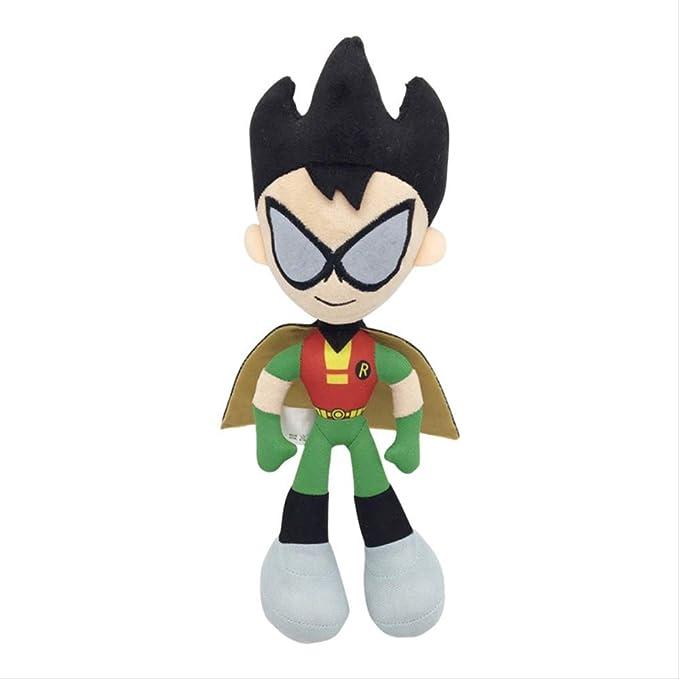 qwermz Peluche, 24 Cm Anime Teen Robin Robot Peluches