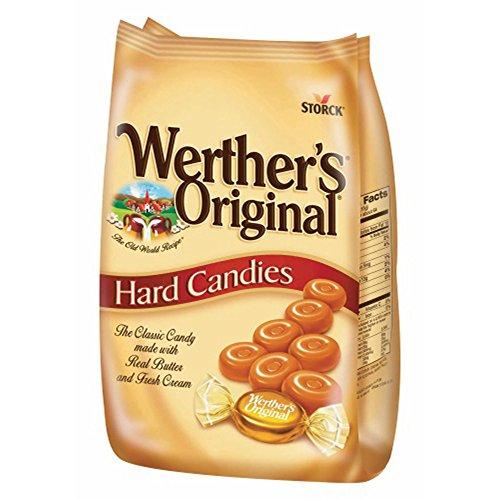 Werther's Original Butter Hard Candies, 34 ()