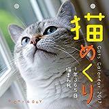 猫めくり 2017年 カレンダーリフィル 日めくり CK-C17-02