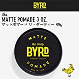 BYRD バード ワックス ポマード●BYRD MATTE POMADE マットタイプ 70g
