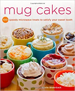 Mug Cakes Recipe Book And Mug