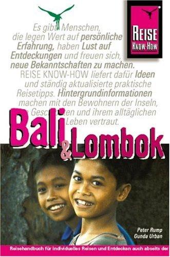 Bali und Lombok: Reisehandbuch für individuelles Reisen und Entdecken