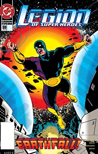 Legion of Super-Heroes (1989-2000) #59