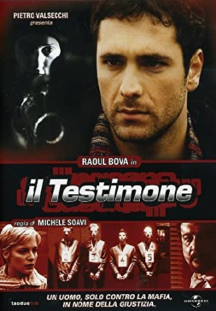 Il Testimone Amazon It Bova Cerami Bova Cerami Film E Tv