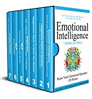 Emotional Intelligence: Emotional Mastery & Influence (7 Book Bundle 1) Front Cover