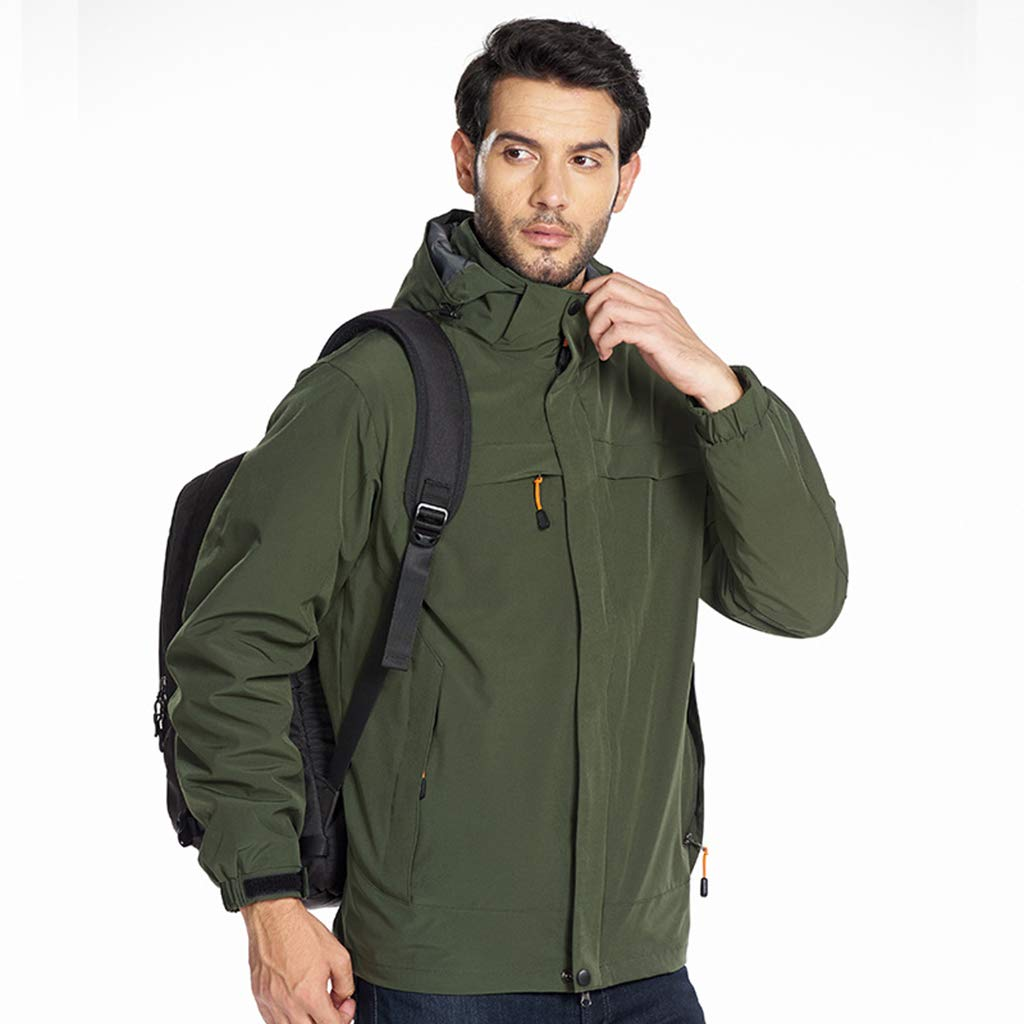 3-in-1 Jackets Mens 3 in 1 Waterproof jackets Outdoor ...