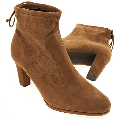 Peter Kaiser 04651 240 Cesy Women's high Heeled Ankle Boot in Brandy Suede 186 6 UK Brandy Suede wwDBBEgC