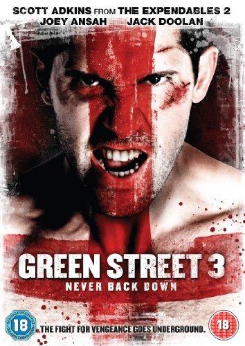 Green Street 3: Never Back Down ( Green Street Three ) [ NON-USA FORMAT, PAL, Reg.2 Import - United Kingdom - Myer Street George