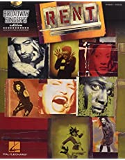Broadway Singers Edition: Rent (Book/CD)