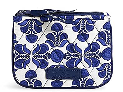 Vera Bradley Coin Purse in Cobalt Tile