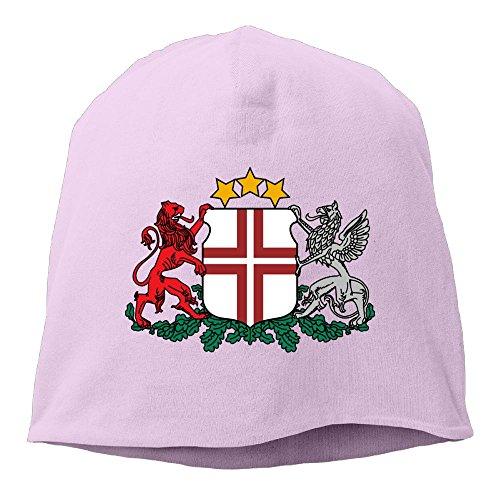 2005 Chimney (CJQ0XUNS Men & Women Cap Coat Of Arms Of Latvia Warm Hiking Warm Knit Beanie Skull Cap Cuff Beanie Hat Beanie Hat Pink)
