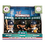 Party Animal Toys MLB Milwaukee Brewers Lil' Teammates (Pack of 3)