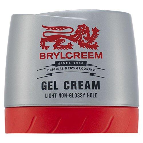 Brylcreem Light Non-Greasy Hold Gel Cream 150ml (Brylcreem Gel Cream Light Non Greasy Hold)