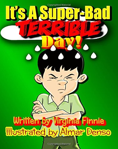 It's A Super-Bad Terrible Day! pdf