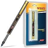 Rorito Teramax Gold Pen (Blue)