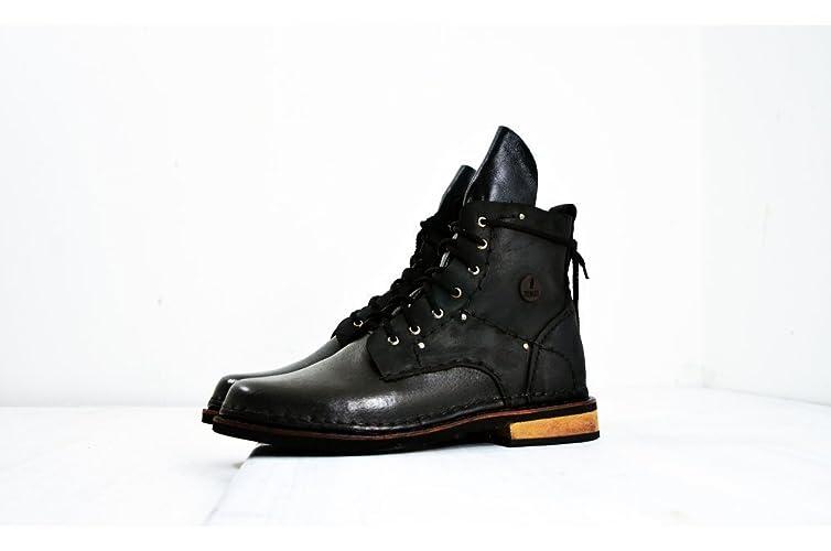 The Heavy Rain + accesorios The Shoemaker Botas De Piel De