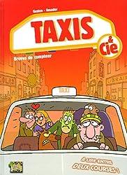 Taxis & Cie, Tome 1 : Brèves de compteur