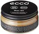 ECCO Men's Shoe Care Wax Oil, Clear, 40 EU/5 M US