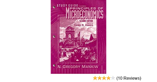principles of microeconomics study guide david hakes n mankiw rh amazon com Army Survival Guide Spanish Grammar Guide