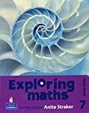 img - for Exploring Maths: Home Book Tier 7 by Anita Straker (2009-07-09) book / textbook / text book