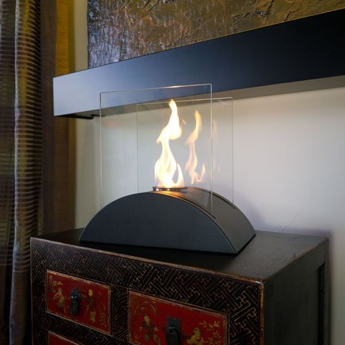 Nu-Flame Estro Tabletop Ethanol Fireplace by Nu-Flame