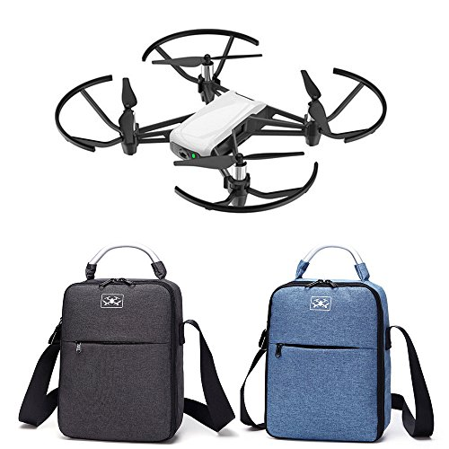 Waterproof RC Drone Quadcopter Backpack for DJI Tello, Helicopter Drone Storage Bag Portable Shoulder Bag Durable Handbag