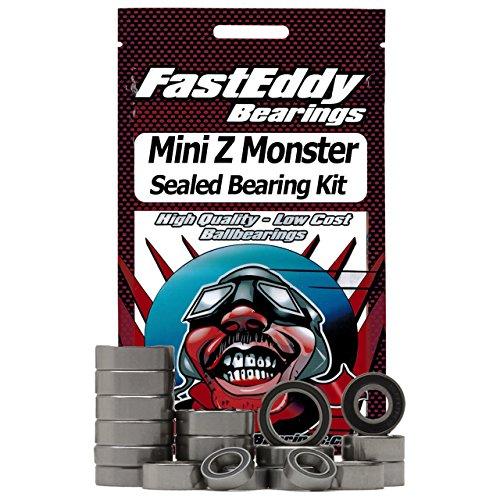 Kyosho Mini Z Monster Sealed Ball Bearing Kit for RC ()