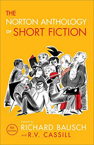 393937755 - The Norton Anthology of Short Fiction (Eighth Edition)