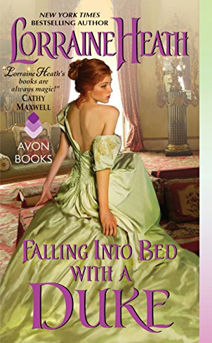 Falling Into Bed with a Duke (Hellions of Havisham) by [Heath, Lorraine]