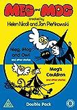 Meg and Mog Doublepack [DVD]