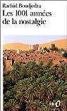 Les 1001 années de la nostalgie par Boudjedra