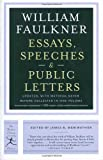 Essays, Speeches and Public Letters, William Faulkner, 081297137X