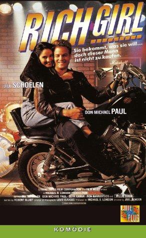 Rich Girl [Alemania] [VHS]: Amazon.es: Jill Schoelen, Don ...