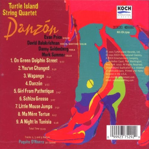 Danzón by Koch Inernational Classics