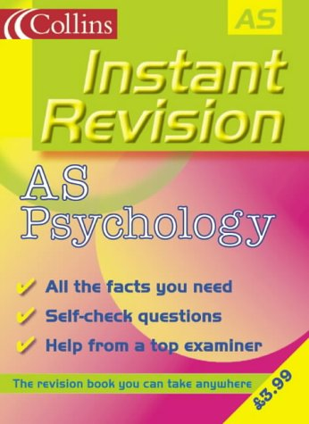 AS Psychology (Instant Revision) PDF