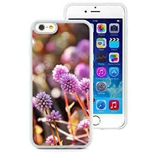 New Beautiful Custom Designed Cover Case For iPhone 6 4.7 Inch TPU With Pink Persicaria Capitata (2) Phone Case