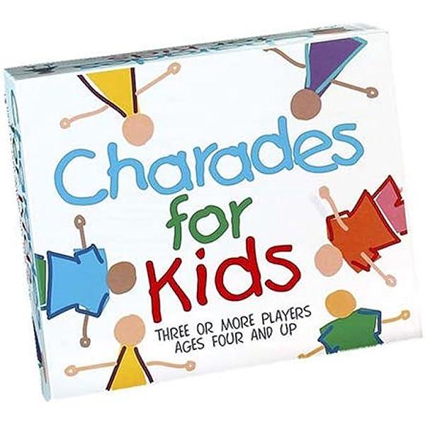 Paul Lamond Charades for kids - Juego
