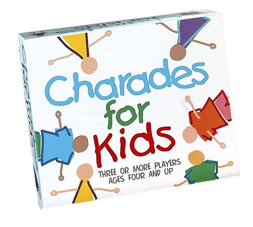 Paul Lamond Charades For Kids Game