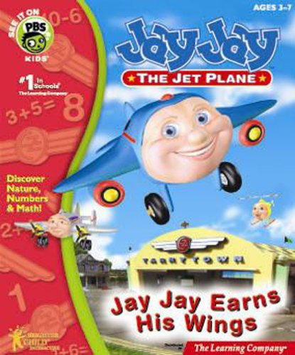 Jay Jay Earns His Wings - PC