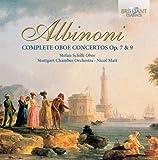 Albinoni: Complete Oboe Concertos