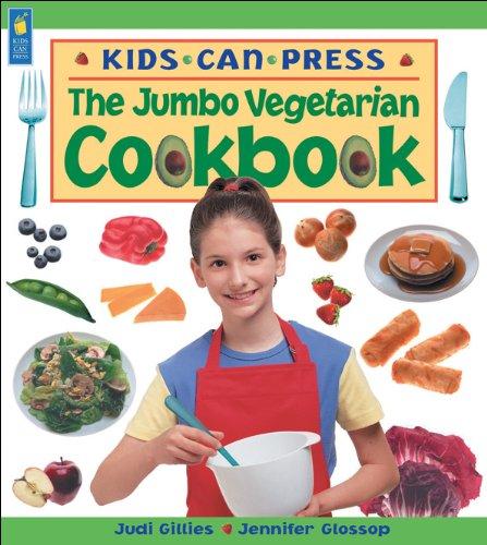Download The Jumbo Vegetarian Cookbook (Jumbo Books) pdf epub