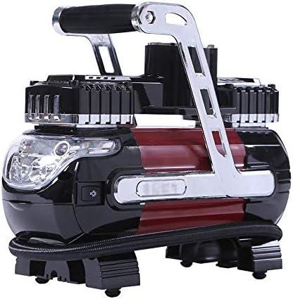 Mei Xu 車の空気ポンプ - 12V DCの携帯用空気圧縮機ポンプ、デジタルタイヤのインフレーターのサイズ:26x14.5x9.5cm