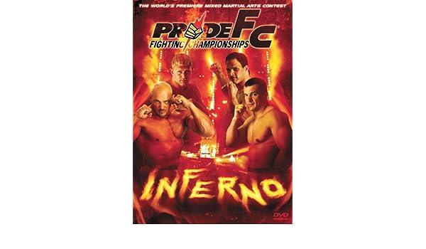 Pride Fc: Inferno [Reino Unido] [DVD]: Amazon.es: Pride ...