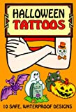 Halloween Tattoos, Robbie Stillerman, 0486405419