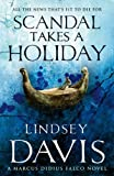 Scandal Takes a Holiday by Lindsey Davis front cover