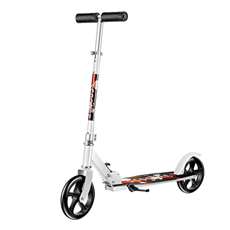 Patinete Scooter Plegable para Adultos, 3 Niveles, Altura ...